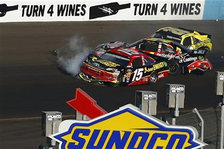 NASCAR Phoenix Auto Racing