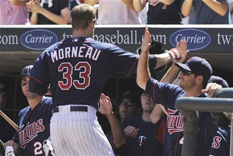 Justin Morneau