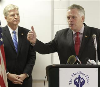 McAuliffe Legislative Agenda