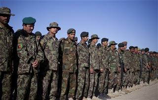 Afghanistan Afghan National Army
