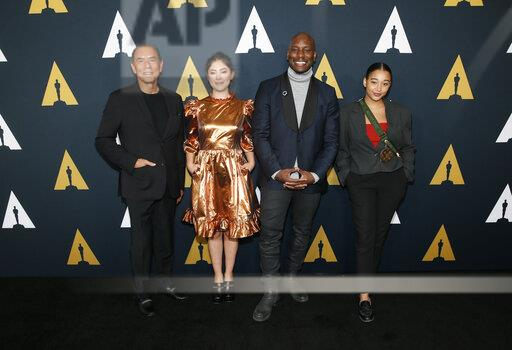 Academy Nicholl Fellowships in Screenwriting Awards and Live Read
