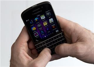 Digital Life Tech Test Blackberry Q10 Phone
