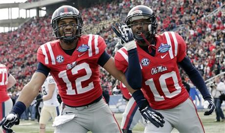 Vince Sanders, Donte Moncrief