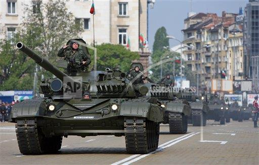 Bulgaria Day of the Army