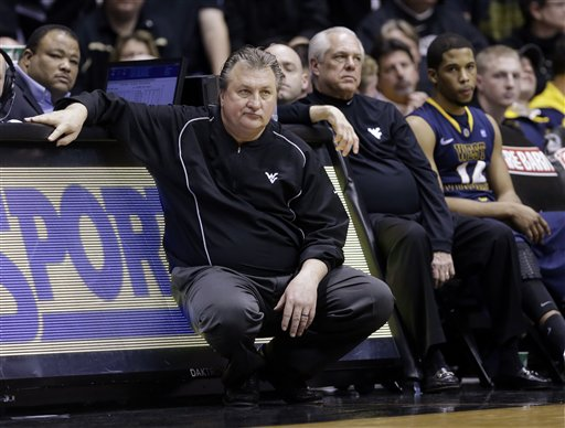 Bob Huggins, Billy Hahn, Gary Browne