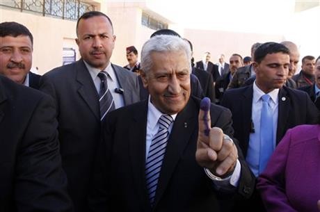 Mideast Jordan Elections