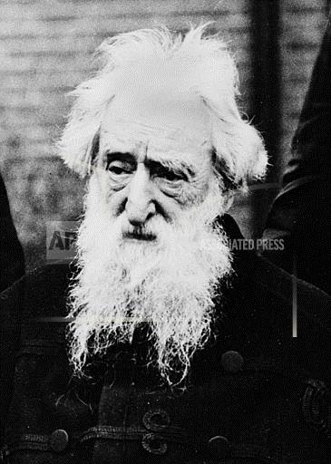 Associated Press Domestic News England WILLIAM BOOTH