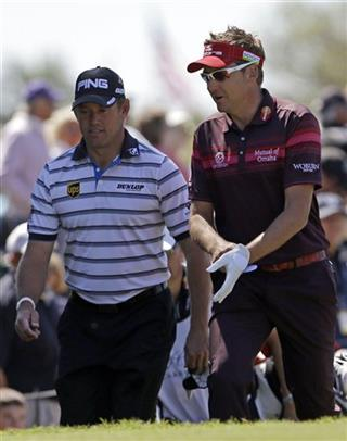 Lee Westwood, Ian Poulter