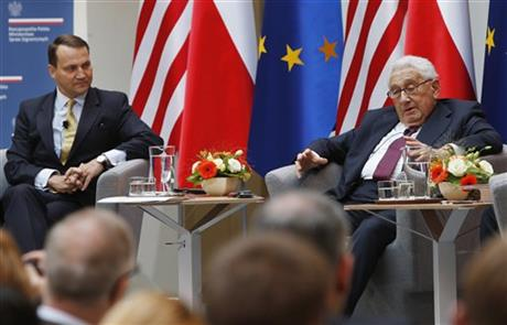 Henry Kissinger,Radek Sikorski