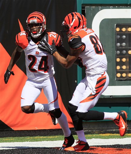 Adam Jones, Marvin Jones