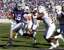 Texas Kansas St Football
