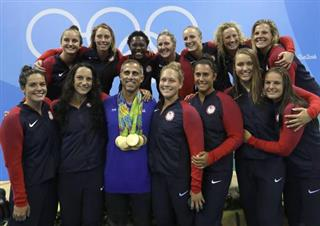 US Coaches Water Polo