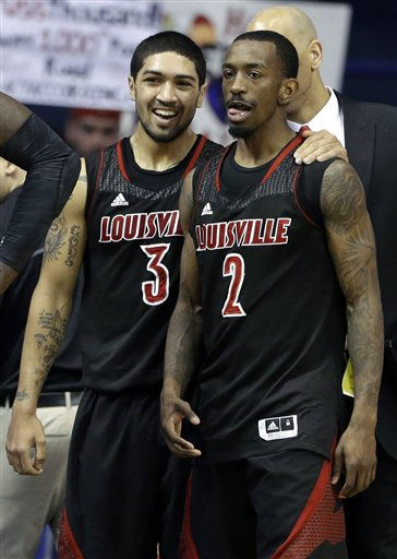 Peyton Siva, Russ Smith