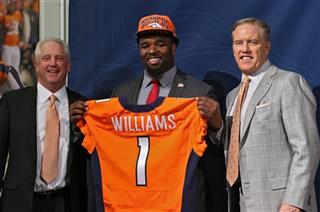 John Elway, John Fox, Sylvester Williams