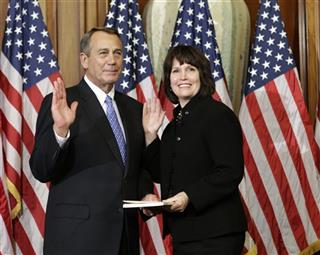 John Boehner, Betty McCollum