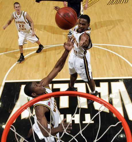 American Wichita St Basketball