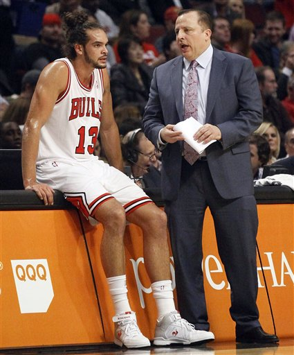 Joakim Noah, Tom Thibodeau