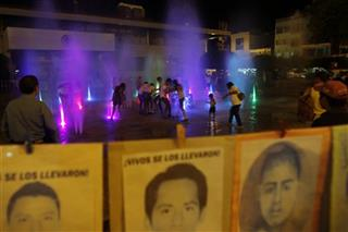 Mexico The Disappeared Iguala Today