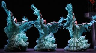 Dance Review-Flamenco Festival