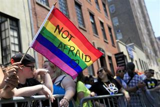 AP Poll Young Americans LGBT Rights