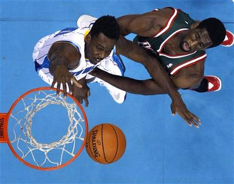 Al-Farouq Aminu, Ekpe Udoh