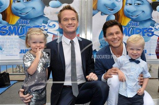 inVision John Shearer/Invision/AP a ENT CA USA INVW World Premiere of The Smurfs 2 - Red Carpet