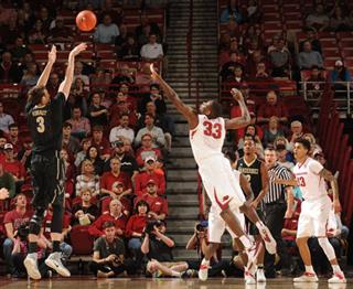 Vanderbilt Arkansas Basketball