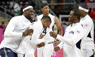 Kobe Bryant, Russell Westbrook,  Chris Paul