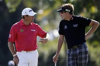 Ian Poulter, Lee Westwood