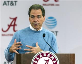 Alabama Saban Contract Football