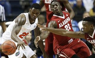 SEC Alabama Florida Basketball