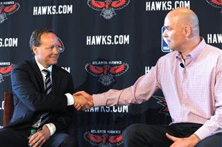 Danny Ferry, Mike Budenholzer