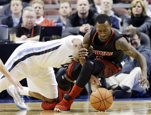 Russ Smith, Achraf Yacoubou