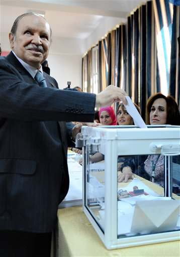 Algeria Elections