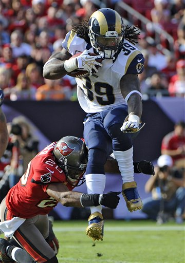 Steven Jackson, Ronde Barber