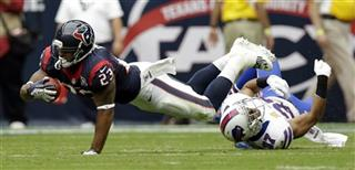Arian Foster, George Wilson