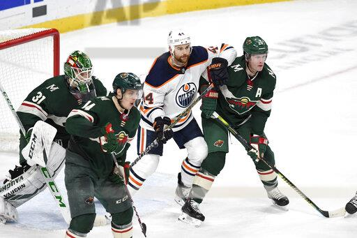 Oilers Wild Hockey