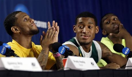 Pierre Jackson, Anthony Jones, Quincy Miller