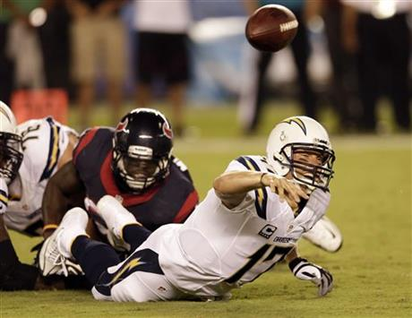 Philip Rivers, Whitney Mercilus