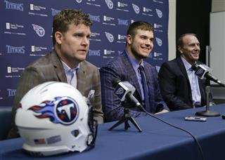 Jack Conklin, Jon Robinson, Mike Mularkey
