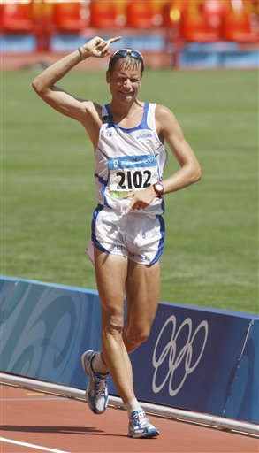 London Olympics Athletics Doping Schwazer