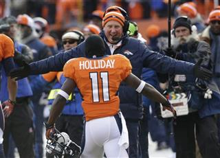 Trindon Holliday, John Fox
