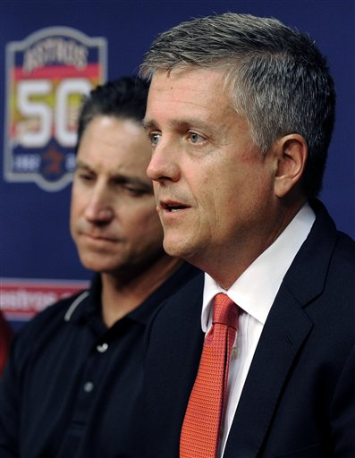 Jeff Luhnow, Tony DeFrancesco