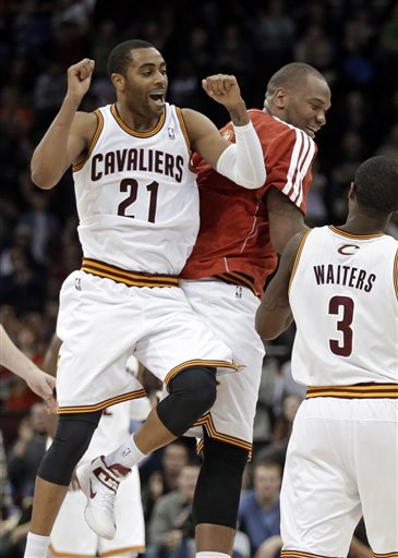 Wayne Ellington, Marreese Speights