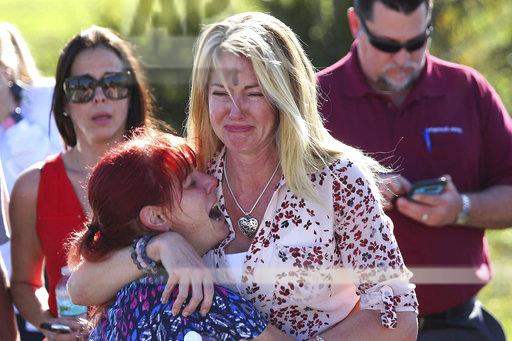 APTOPIX School Shooting Florida
