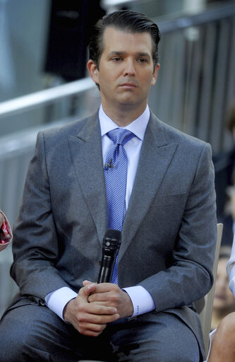 Donald Trump Jr. tests positive for COVID-19 - 11/20/20