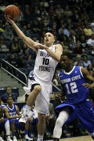 Georgia St BYU Basketball