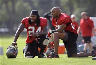 Mark Barron, Ronde Barber