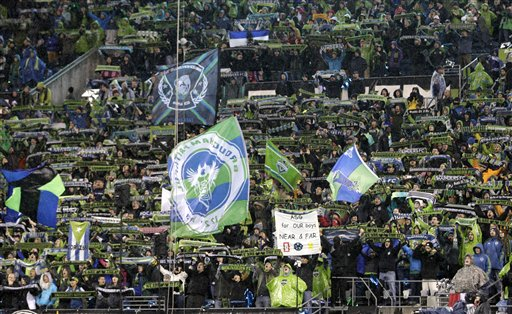 MLS Sounders Preview Soccer
