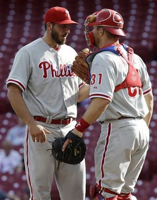 Phillippe Aumont, Erik Kratz